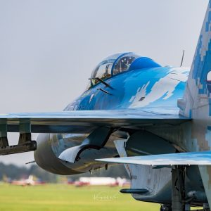 Ukraiński Su-27